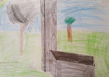 Eerik märkas koolimaja taga katlamaja.